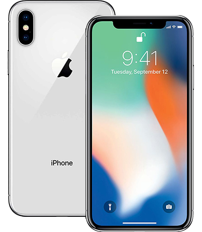 iPhone X 256GB - LL/A